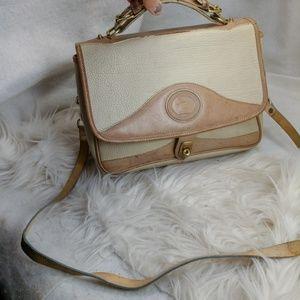 Poor condition vintage Dooney & Bourke purse
